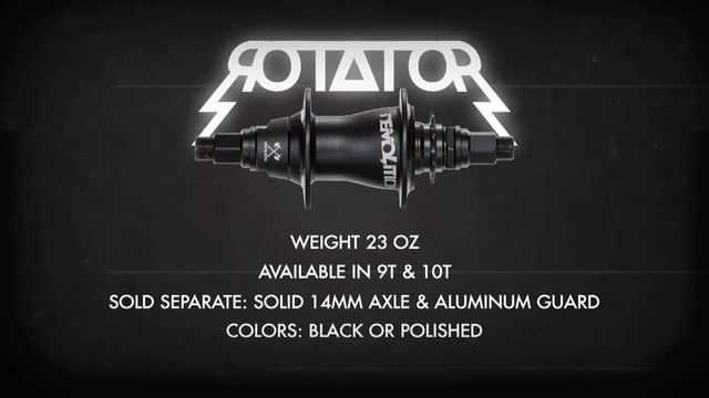 Demolition Rotator离合轴宣传片正式出炉