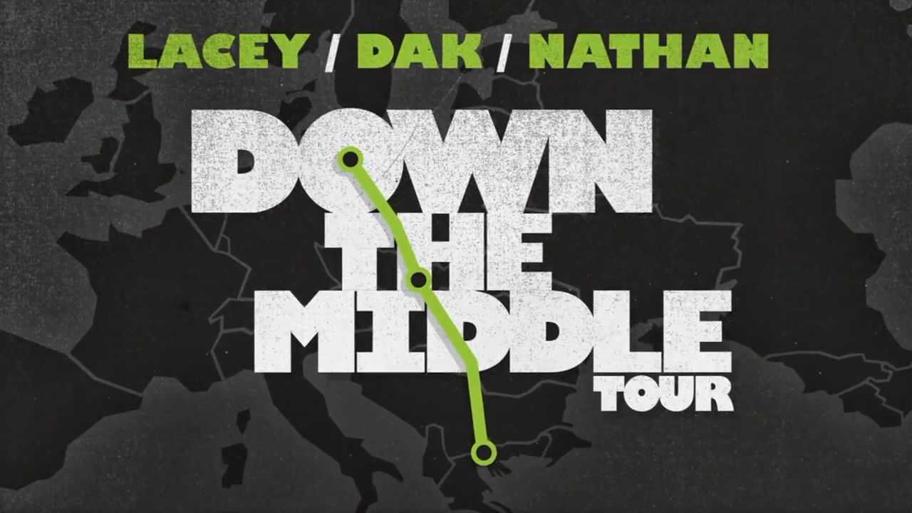 Cinema #DownTheMiddleTour Ep.1-3