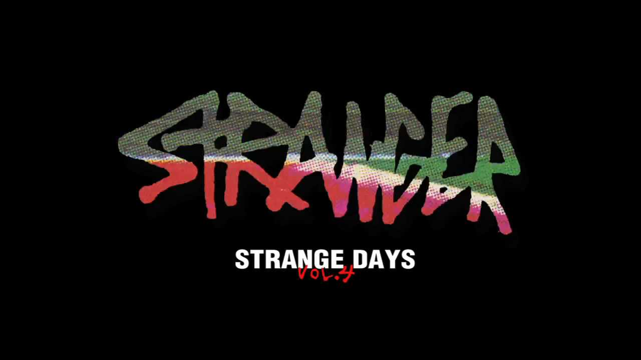 "Stranger BMX ""STRANGE DAYS EPISODE""系列视频前四部合集"